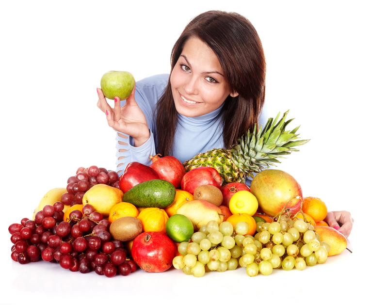 Las frutas y verduras siempre serán el tipo de alimentos que mejor beneficia la salud de los seres humanos.