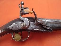Tipos de armas de fuego, clasificación
