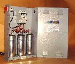 Tipos de capacitores, en corriente contínua