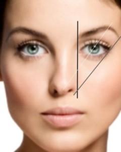 Tipos de cejas, depilación pasos
