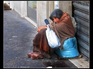 Tipos de pobreza, absoluta