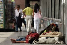 Tipos de pobreza, relativa