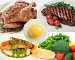 Tipos de proteínas, fuentes