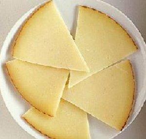 Tipos de quesos, calorías