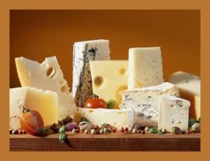 Tipos de quesos, curación