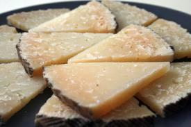 Tipos de quesos, curados