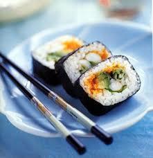 Tipos de sushi, como comerlo