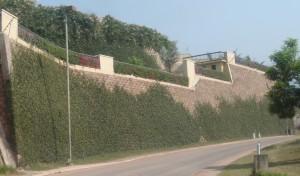Tipos de muros, de contención