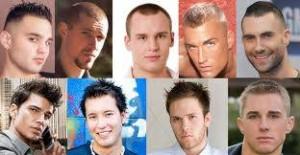 Tipos de peinados para hombres, según el tipo de pelo