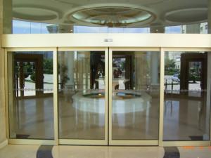 Tipos de puertas, automáticas