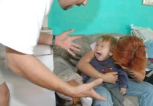 Tipos de violencia intrafamiliar, maltrato infantil