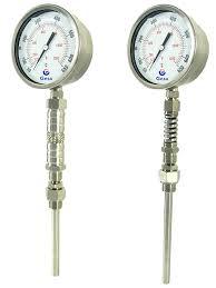 Tipos de termómetros, pirómetros