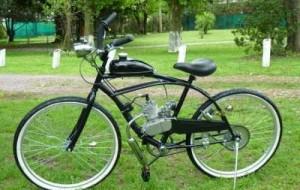 Tipos de bicicletas, a motor