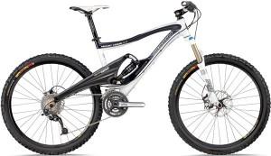 Tipos de bicicletas, de montaña