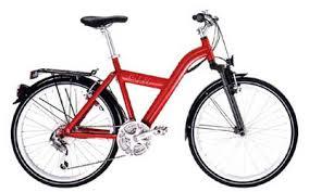 Tipos de bicicletas, doméstica