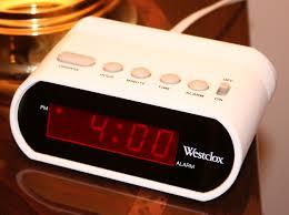 Tipos de relojes, eléctricos