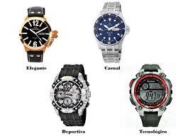Tipos de relojes, según el mecanismo