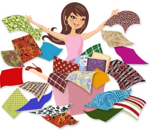 Tipos de telas tipos de - Telas para colchas infantiles ...