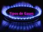 Tipos de gases