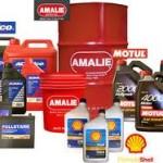 Tipos de lubricantes