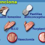 Tipos de métodos anticonceptivos