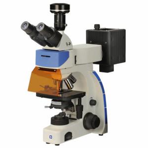 Tipos de microscopios, fluorescencia