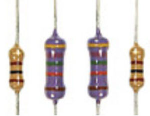 Tipos de resistencias eléctricas, película de óxido metálico