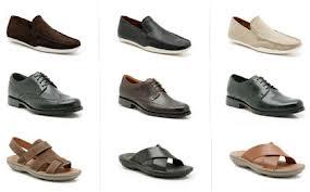 Tipos de zapatos, de hombre