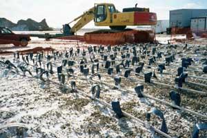 Otros tipos de contaminación ambiental, radiactiva
