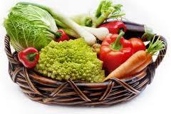 Tipos de alimentación, vegetariana