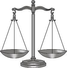 Tipos de balanzas, de brazos iguales