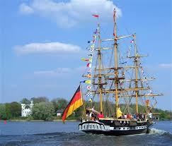 Tipos de barcos,  fragata