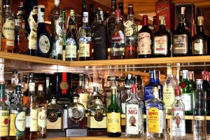 Tipos de bebidas,  alcohólicas