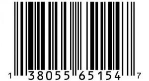 Tipos de códigos de barras lineales
