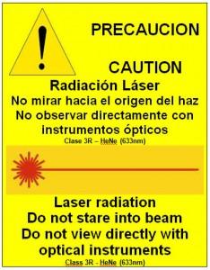 Tipos de láser, UNE EN 60825-1 A2-2002