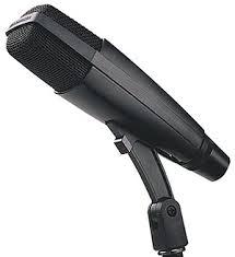 Tipos de micrófonos, de diafragma