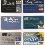 Tipos de tarjetas de crédito