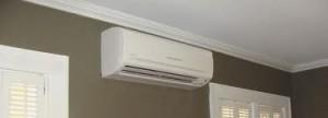 Tipos de aire acondicionado domésticos