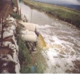 Tipos de contaminación del agua,térmica