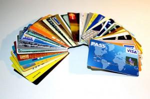 Tipos de créditos bancario Tarjetas de crédito