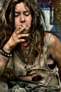 Tipos de drogadicción:  El abusador de las drogas