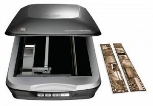 Tipos de escáner De transparencia