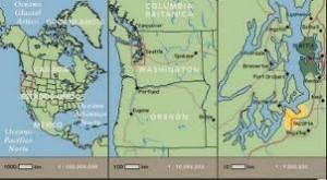 Tipos de escalas en cartografía