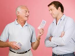 Tipos de financiamiento de Amigos o familiares