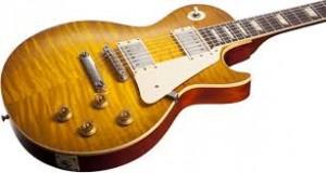 Tipos de guitarras eléctricas: Gibson Les Paul