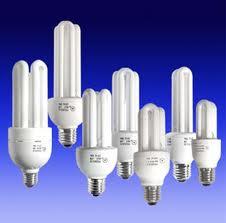 Tipos de lámparas De mercurio de baja presión