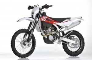 Tipos de motos Trial