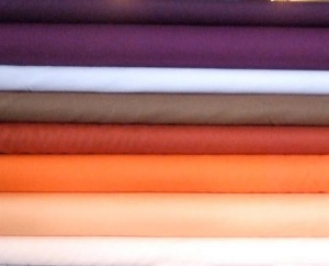 Tipos de tela de lino