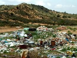 Tipos de contaminantes del suelo