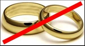 Tipos de divorcio sin consentimiento de alguna parte